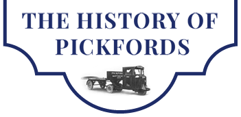 Pickfords History Logo