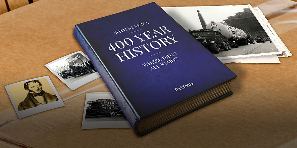 Pickfords history