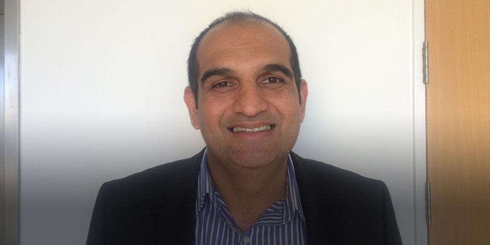 Introducing Jagdeep Gill as Pickfords' Office Based Sales in London