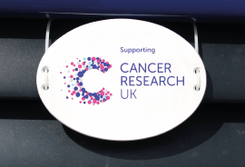 Pickfords and Cancer Research UK