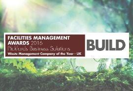 Pickfords BUILD award