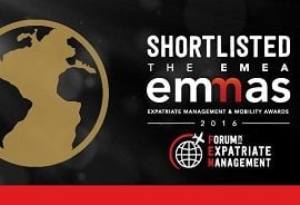 Pickfords EMMA nominations 2016