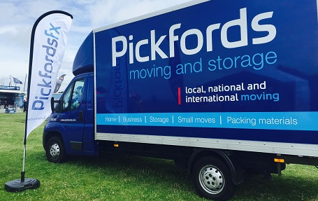 Pickfords ready for P1 SuperStock at Gosport