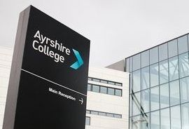 Pickfords moves Ayrshire College