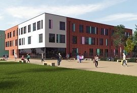Pickfords moves Goffs School