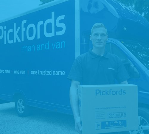 Pickfords Man and Van