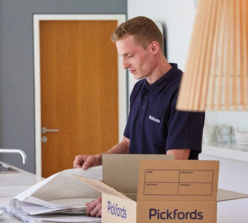 Pickfords storage collection
