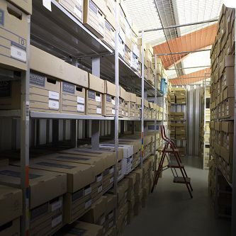 Pickfords business storage facilities