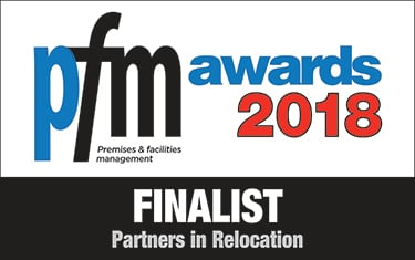 Pickfords PFM Awards Finalist