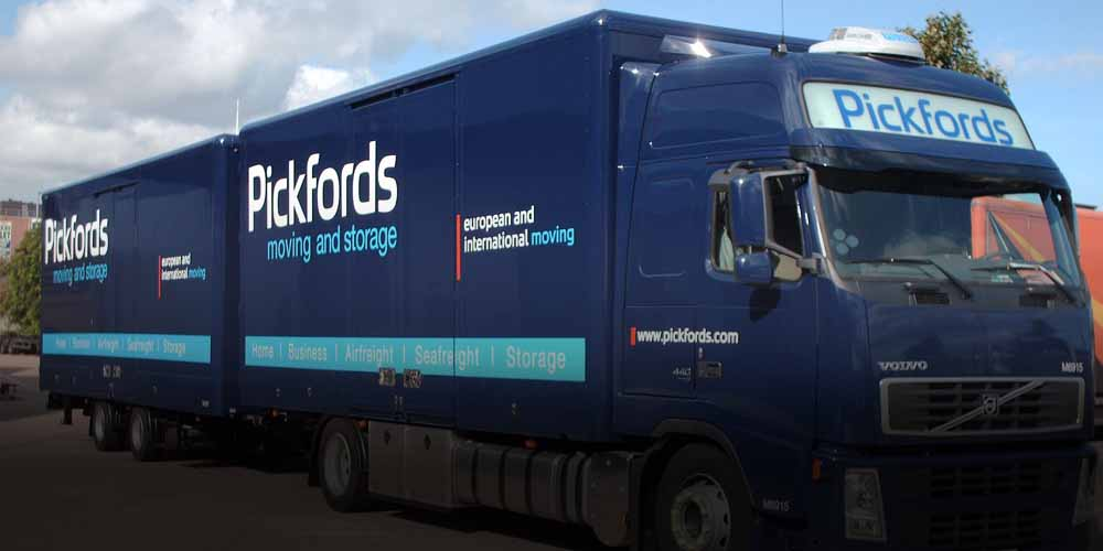Pickfords Truck 2