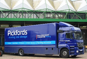 Choosing a removals company