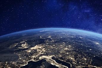 Europe at night thumbnail