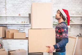 Moving at Christmas
