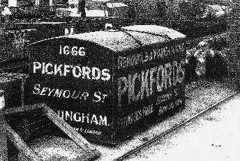 Pickfords express