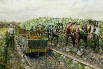 Pickfords railway Moving advice centre