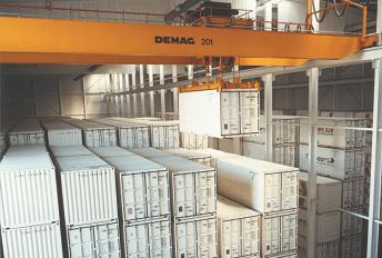 Storage london facility