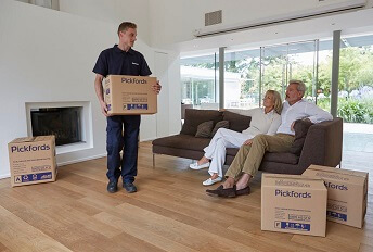 Why move with Pickfords